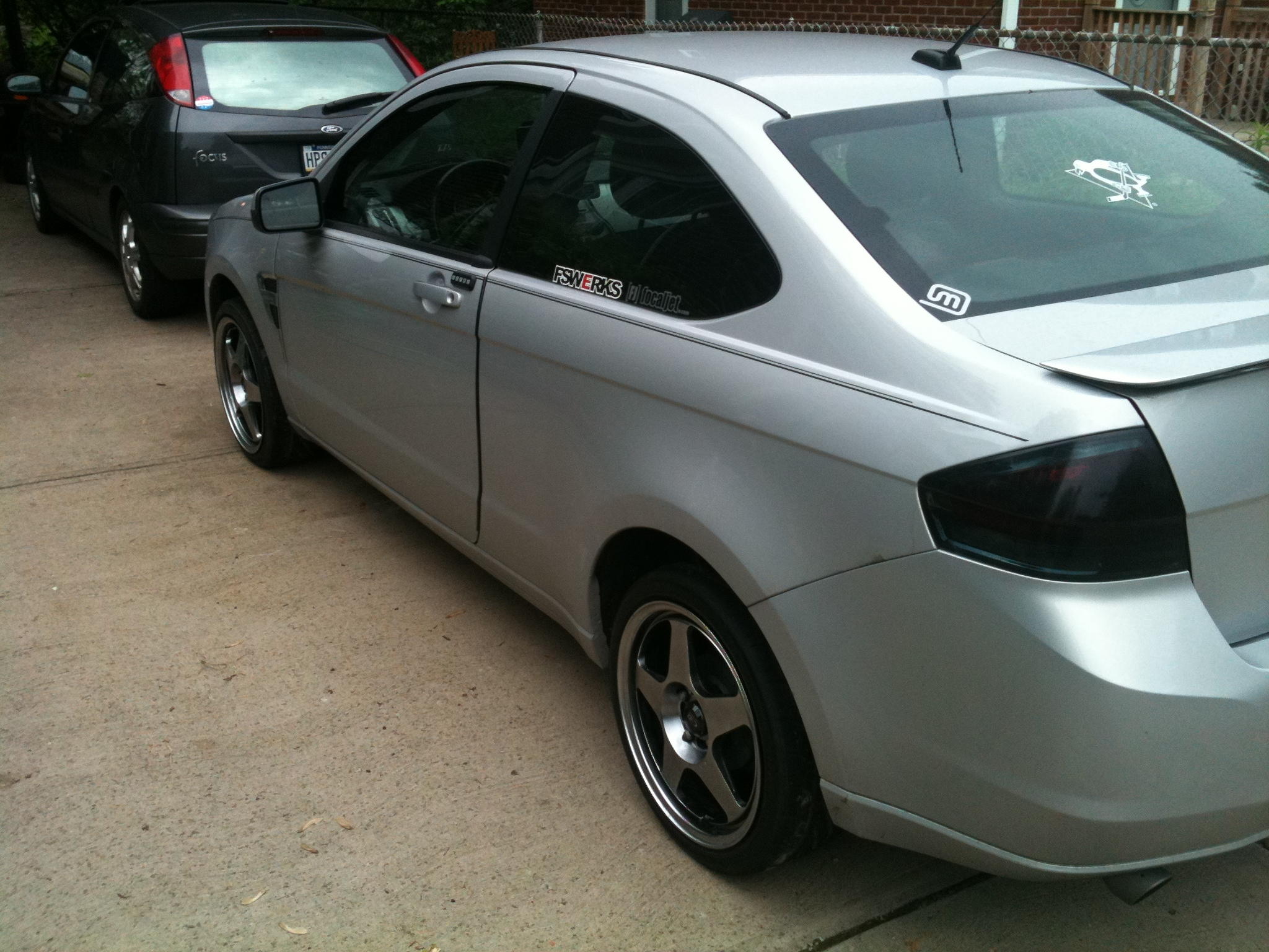 Another MWobb 2008 Ford Focus post... - 14951857