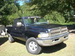 Dodgeram1ton 1996 Dodge Ram 1500 Club Cab