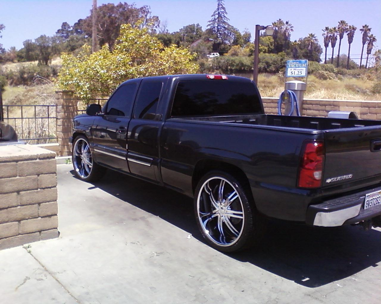joshy23 2004 chevrolet silverado classic 1500 extended. Black Bedroom Furniture Sets. Home Design Ideas