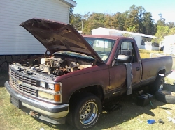ClaysDomains 1989 Chevrolet 1500 Regular Cab