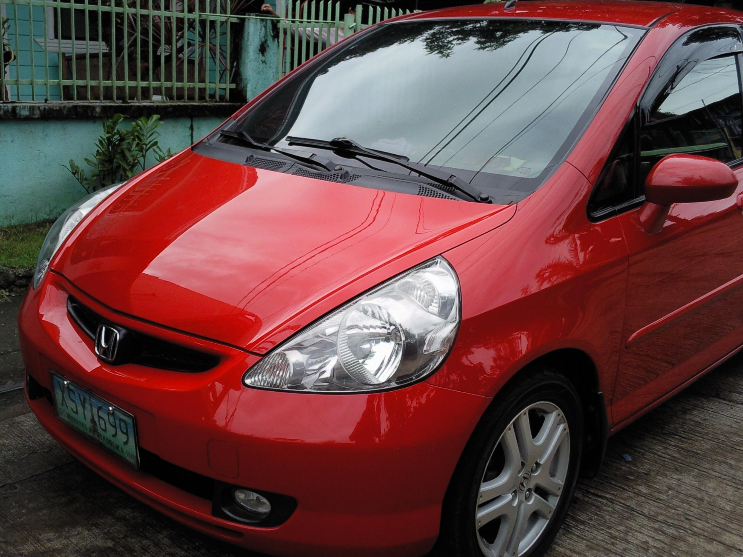 lioncid 2005 honda jazz specs photos modification info at cardomain. Black Bedroom Furniture Sets. Home Design Ideas
