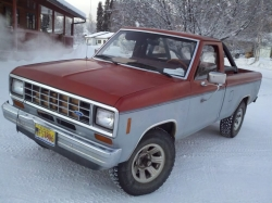 Nexmo_Tunings 1983 Ford Ranger Regular Cab