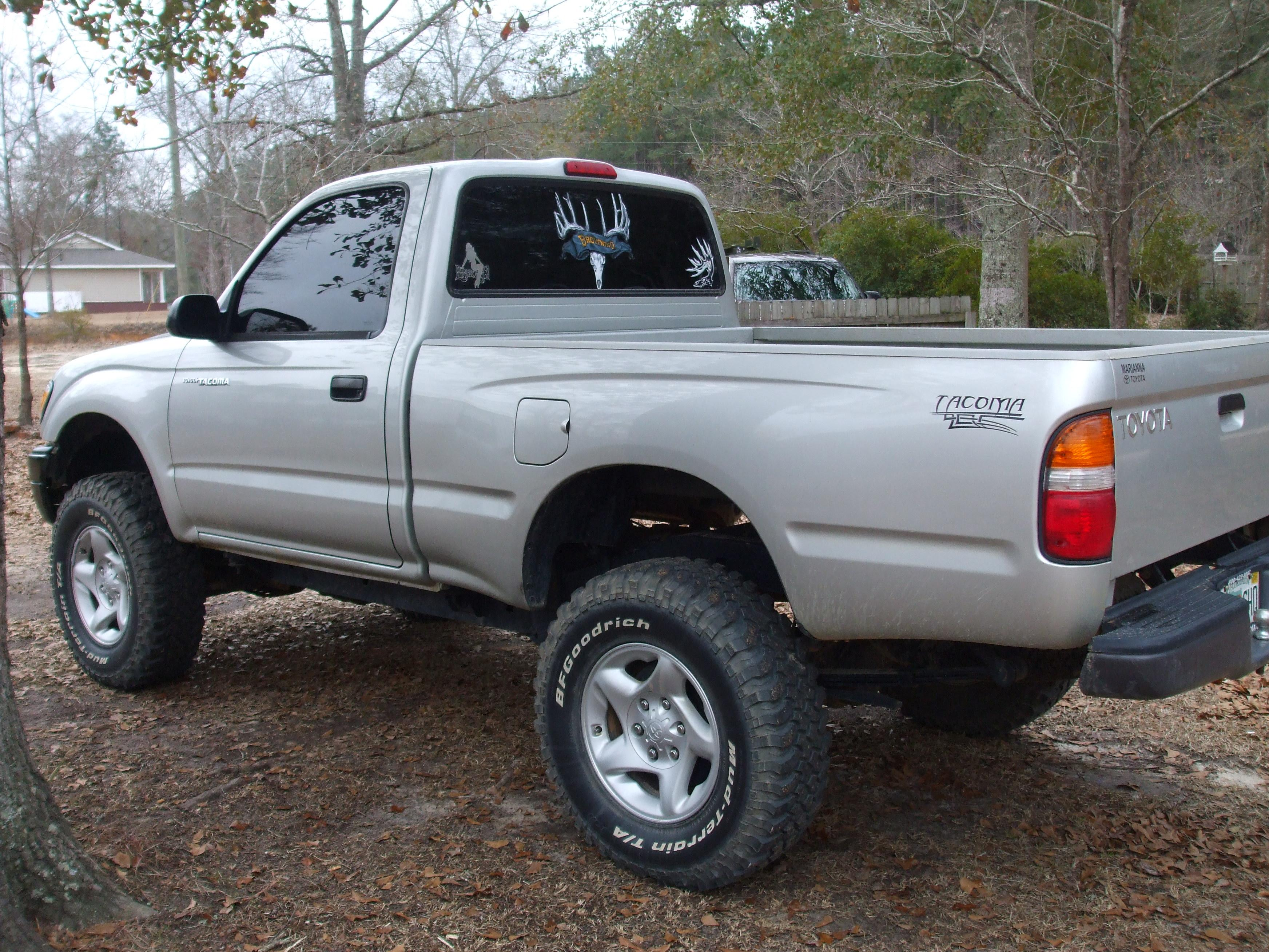 COUNTRY07's 2001 Toyota Tacoma Regular Cab