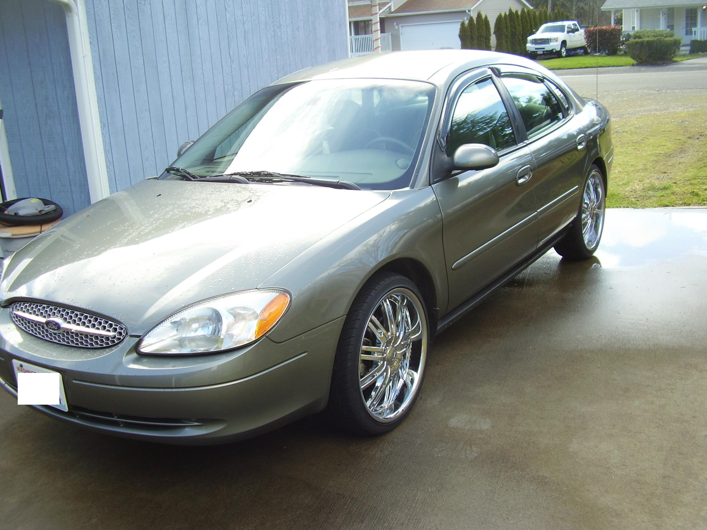 BriceFstr1234 2002 Ford TaurusSE Sedan 4D Specs, Photos ...