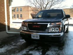 WILL_RS 2005 GMC Canyon Extended Cab