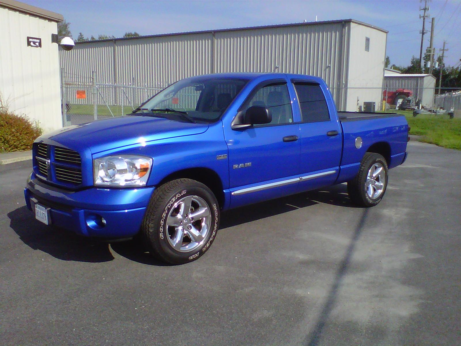 jsimpson33 2008 dodge ram 1500 quad cabslt pickup 4d 8 ft specs photos modification info at. Black Bedroom Furniture Sets. Home Design Ideas