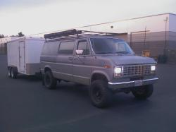 PDXFordGuy 1979 Ford E350 Super Duty Cargo