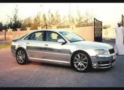 damalishah 2008 Audi A4