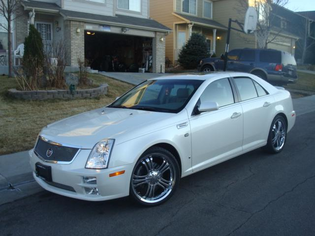 Another 755293 2006 Cadillac STS post... - 14956005