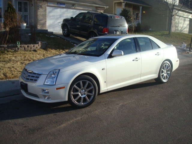 Another 755293 2006 Cadillac STS post... - 14956008