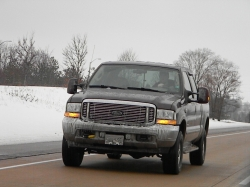 STONEFIST 2003 Ford F250 Super Duty Crew Cab