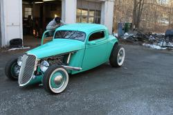 PUGPROUD 1934 Ford Model B