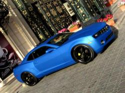 THE8TK8 2011 Chevrolet Camaro