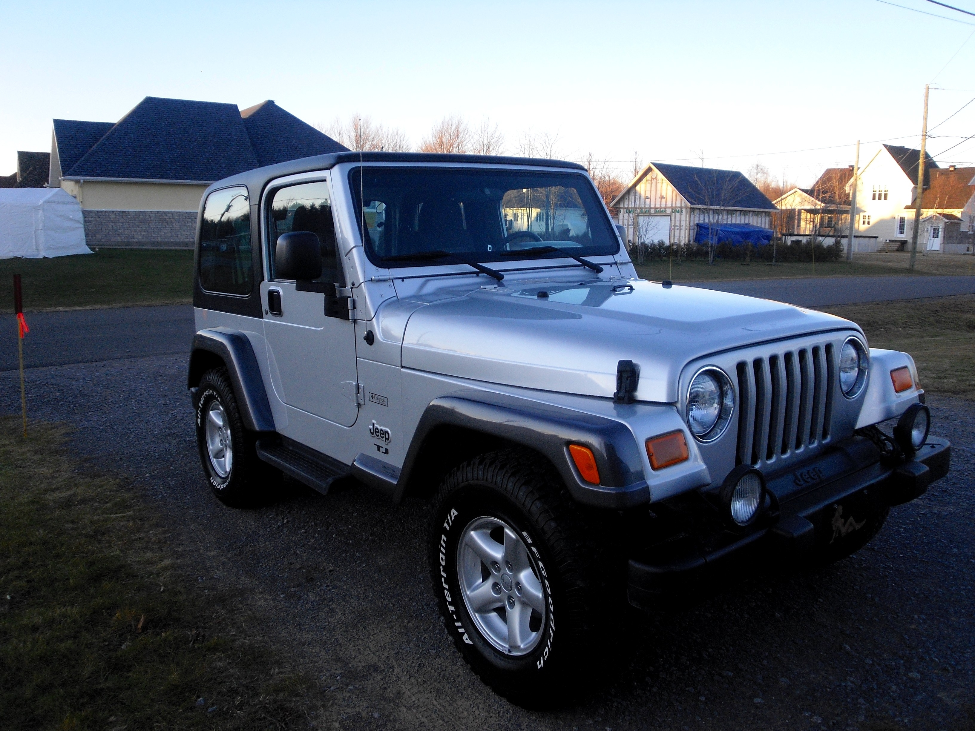 Another xpookyx 2004 Jeep TJ post... - 14957098