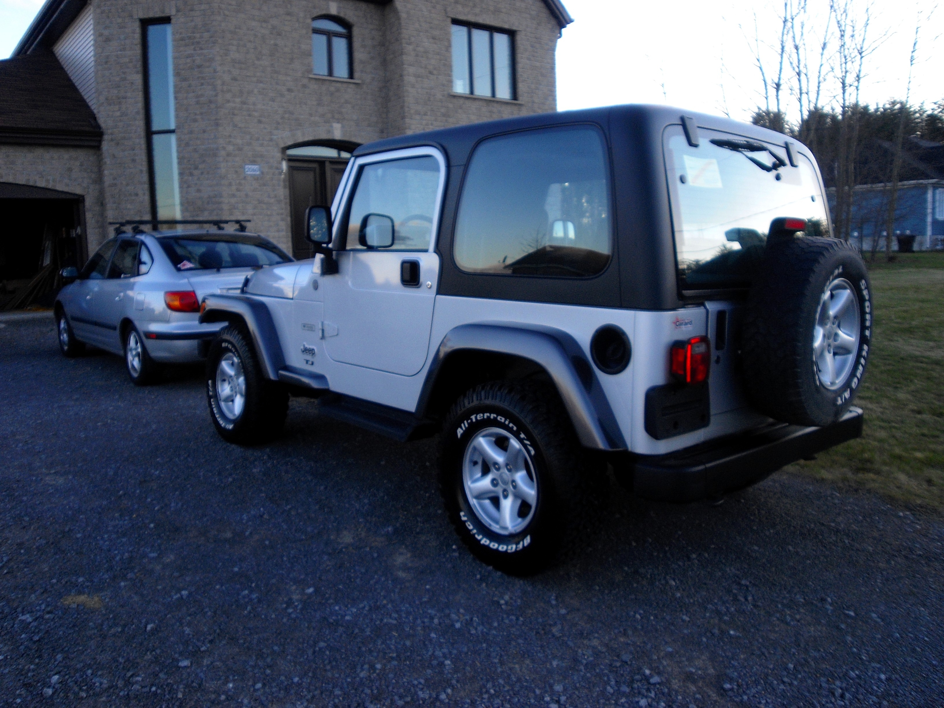 Another xpookyx 2004 Jeep TJ post... - 14957099