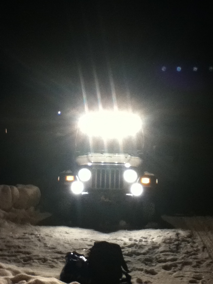 Another xpookyx 2004 Jeep TJ post... - 14957110