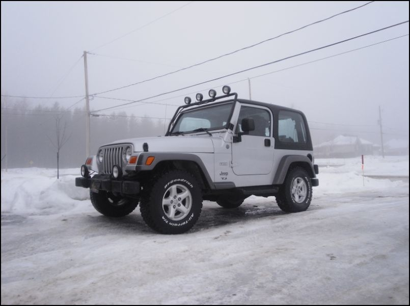 Another xpookyx 2004 Jeep TJ post... - 14957112