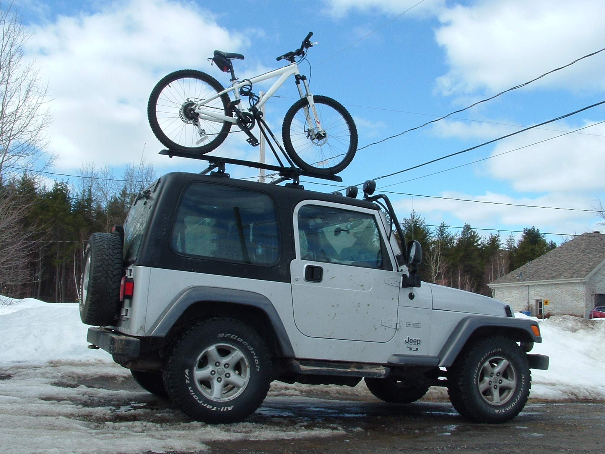 Another xpookyx 2004 Jeep TJ post... - 14957125