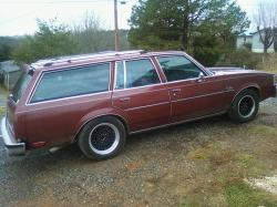 dsturbd1 1983 Oldsmobile Cutlass Cruiser