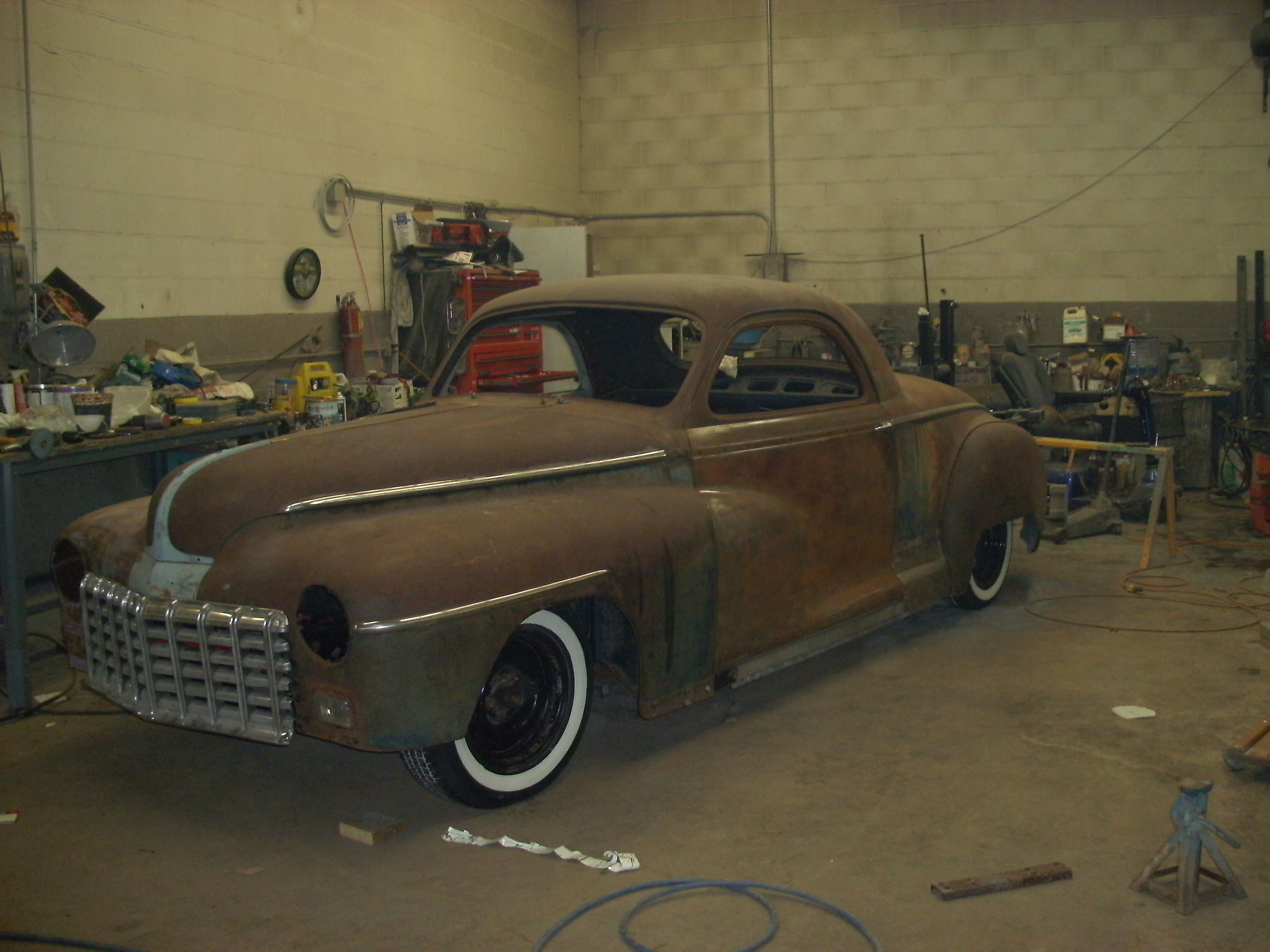 Another bits-n-pieces 1946 Dodge Custom post... - 14957499