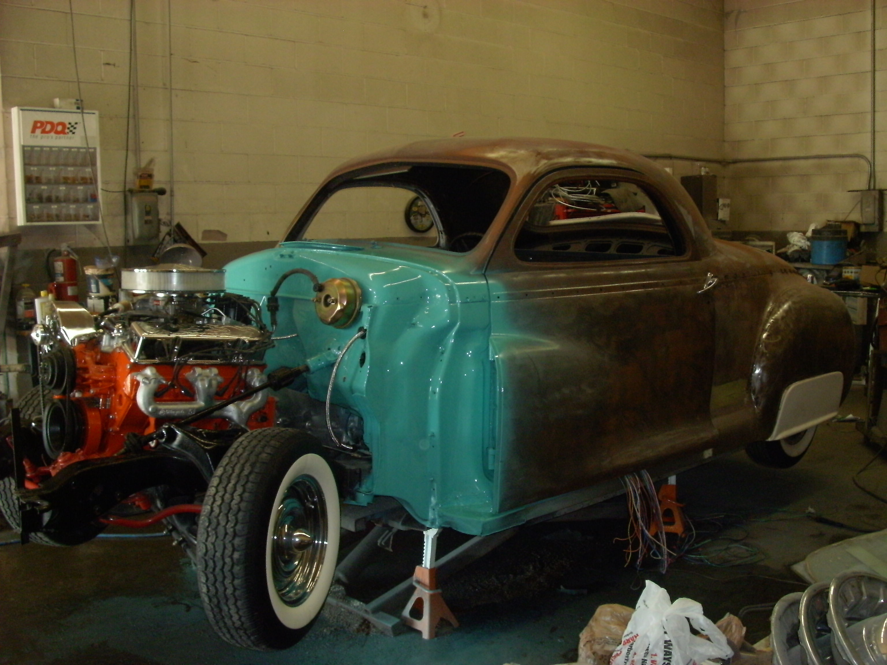 Another bits-n-pieces 1946 Dodge Custom post... - 14957516