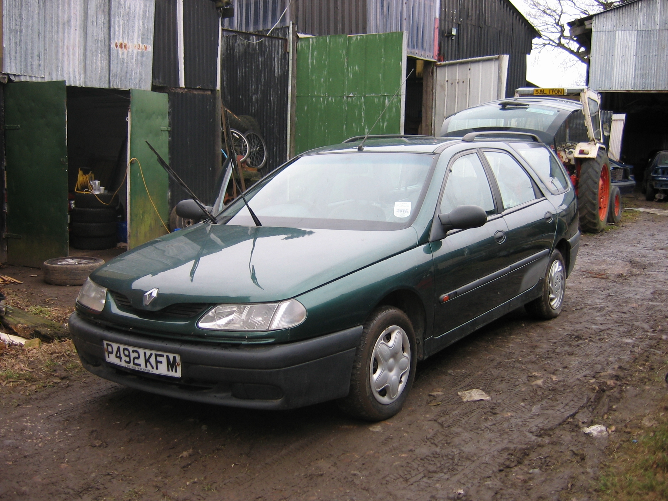 My Renault Laguna RN Estate