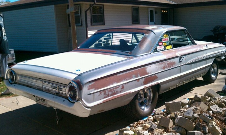 galaxie473 1964 Ford Galaxie 14958802