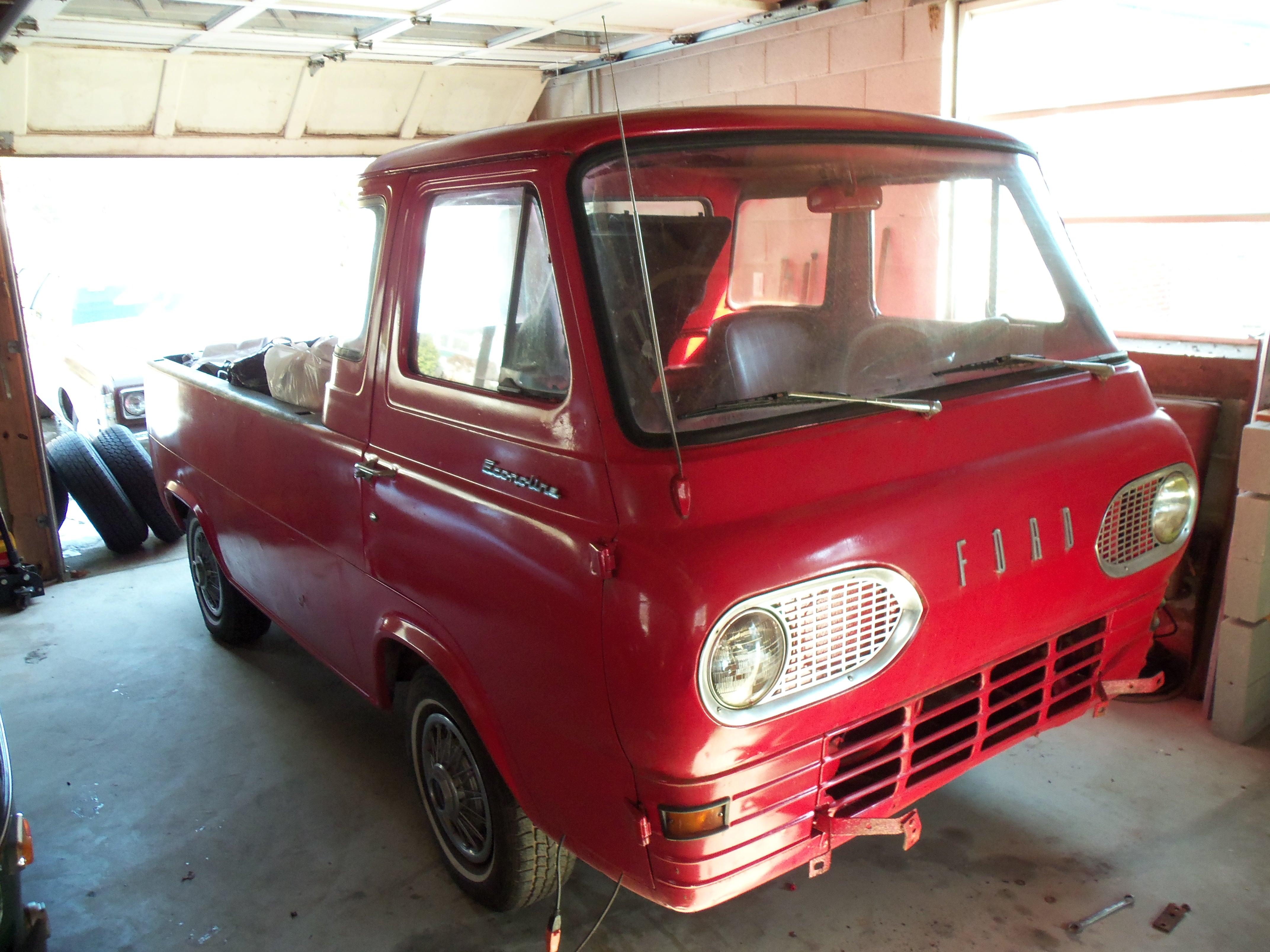 Another twday 1963 Ford Econoline E150 Passenger post... - 14959080