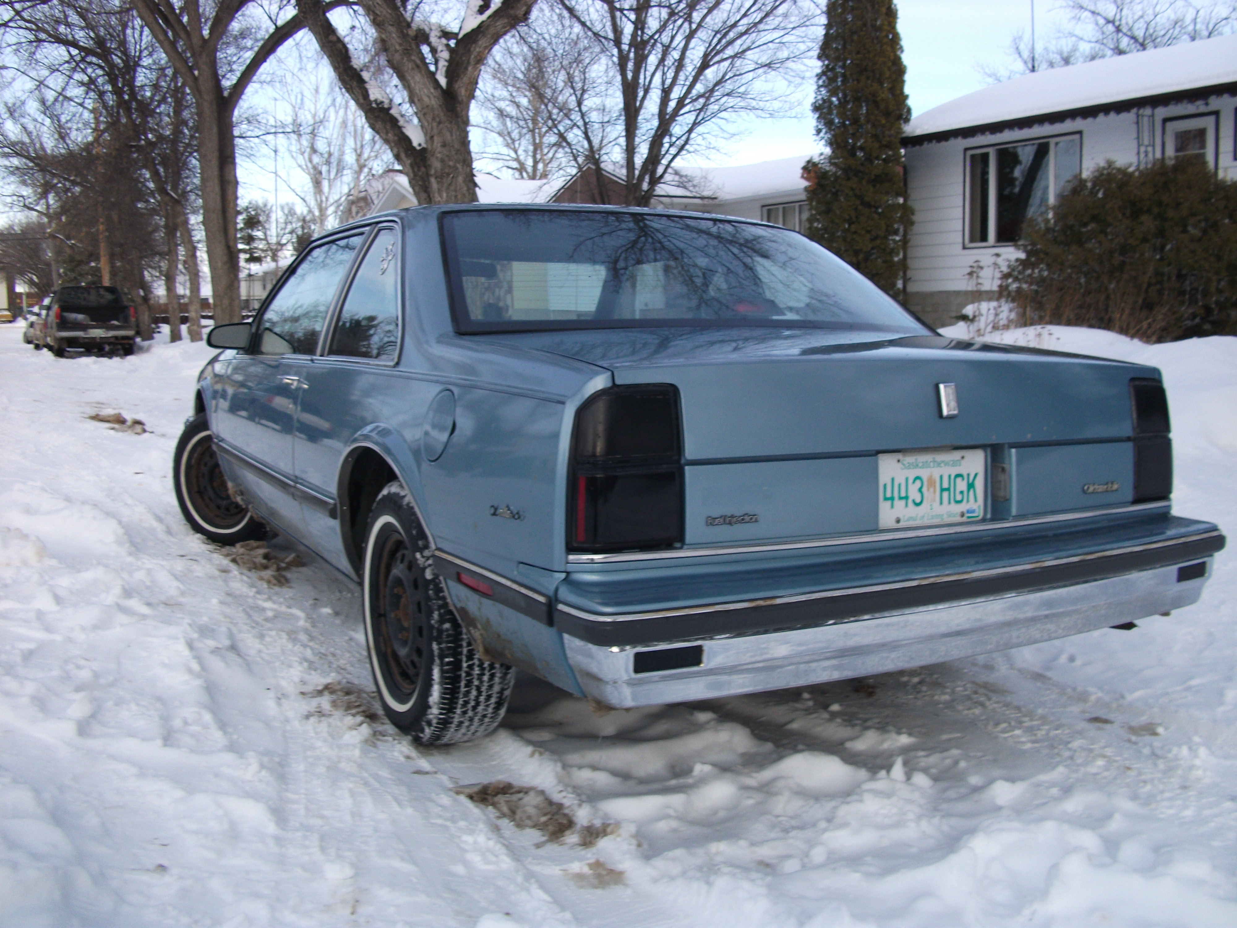 LuxuryOrNothin 1986 Oldsmobile Delta 88 14956624
