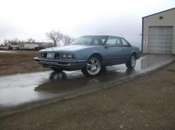 LuxuryOrNothin 1986 Oldsmobile Delta 88