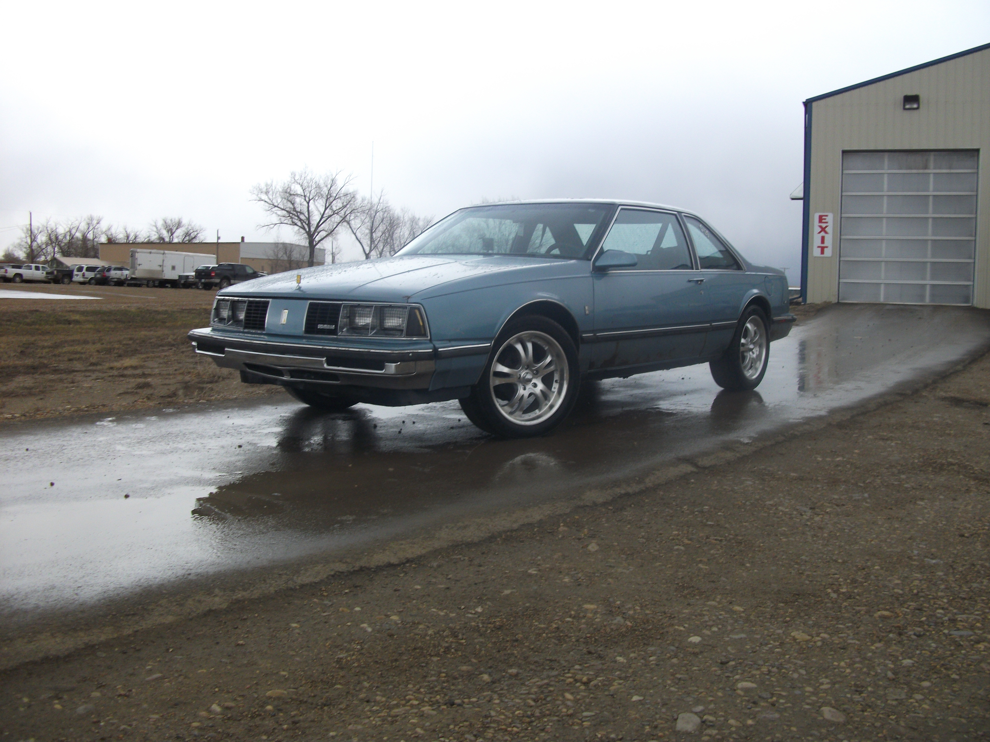 LuxuryOrNothin's 1986 Oldsmobile Delta 88