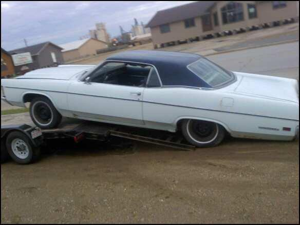 lawrencb's 1970 Mercury Monterey