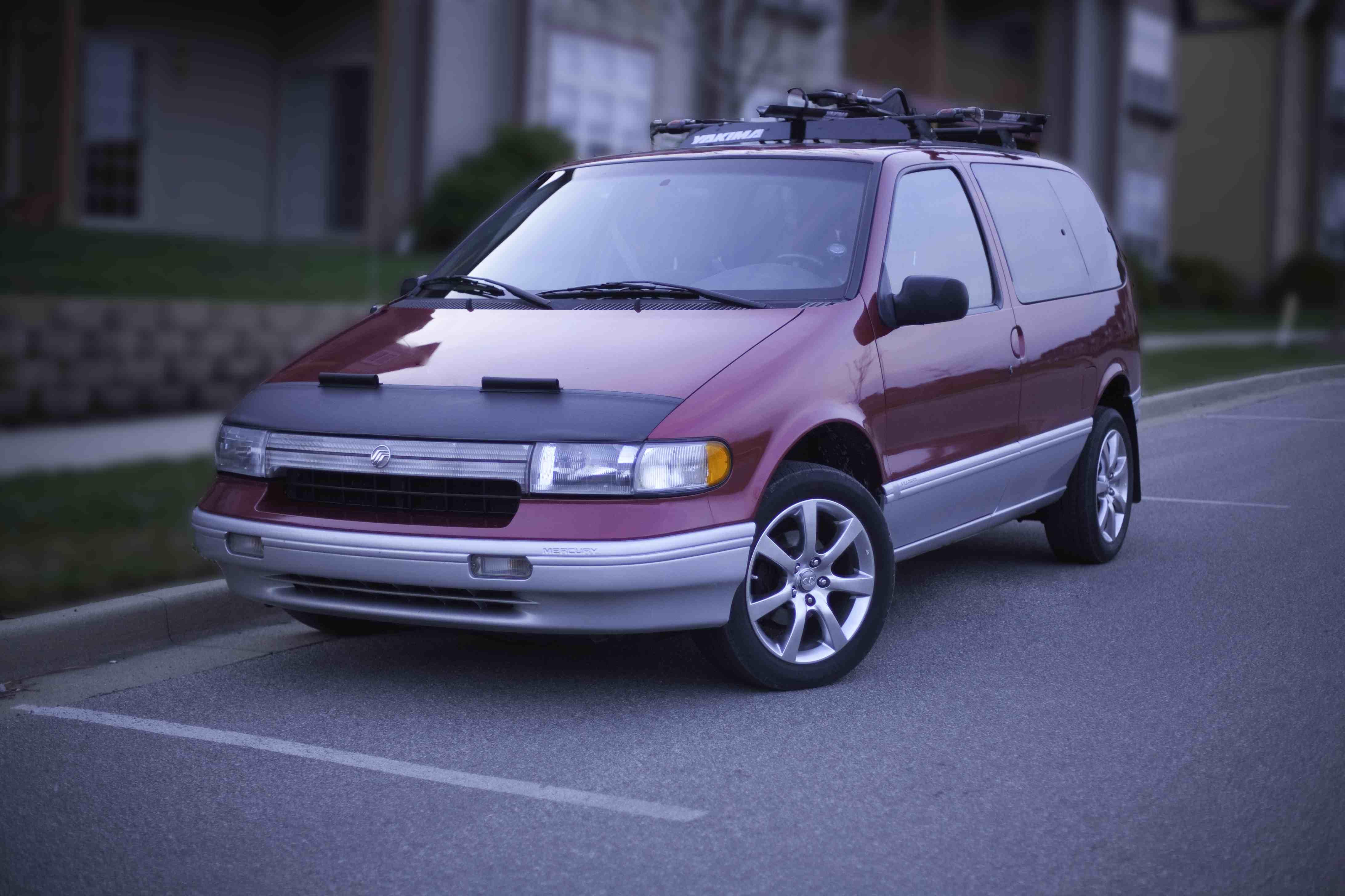 ford villager 1995