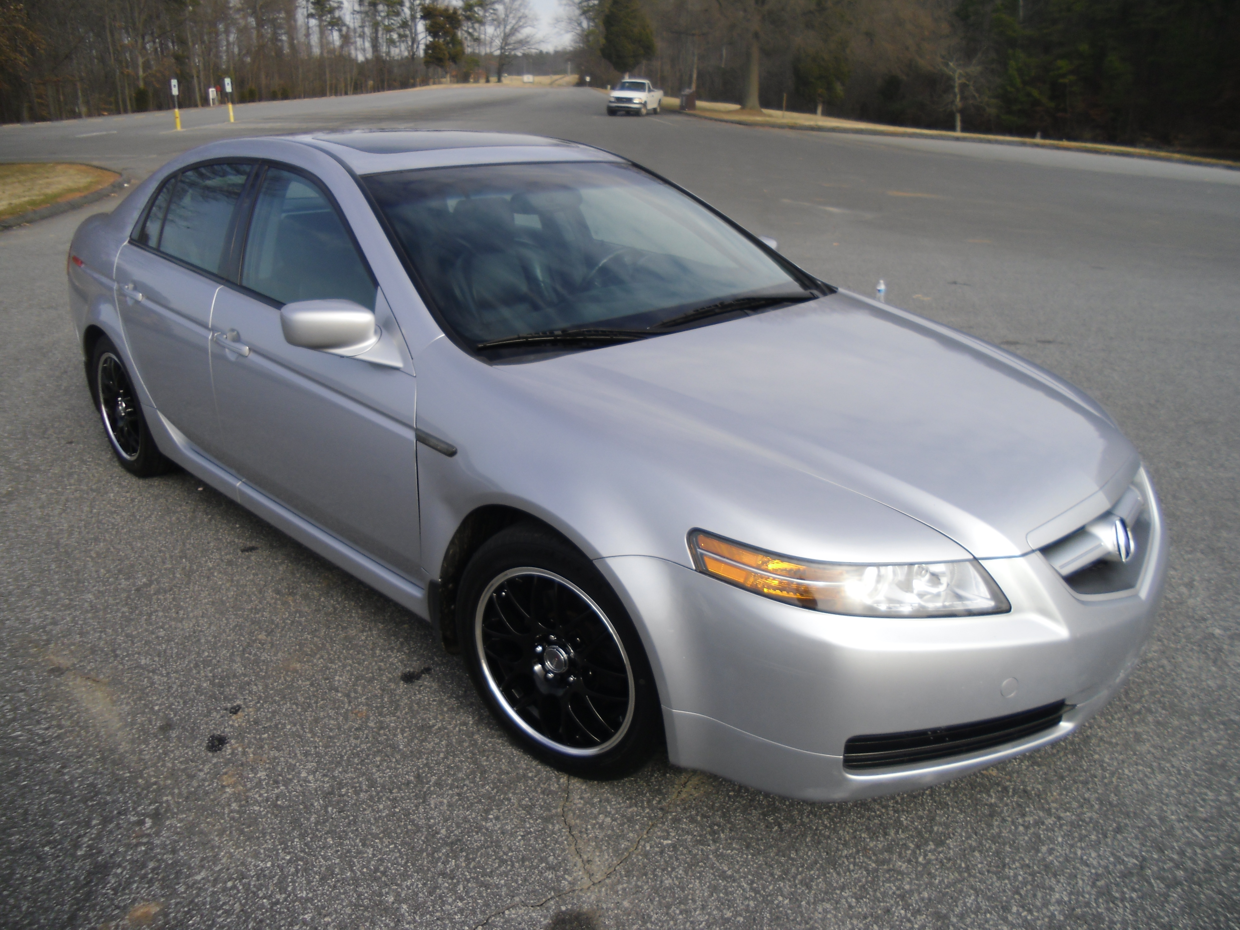 CorAnthonyWil 2004 Acura TL