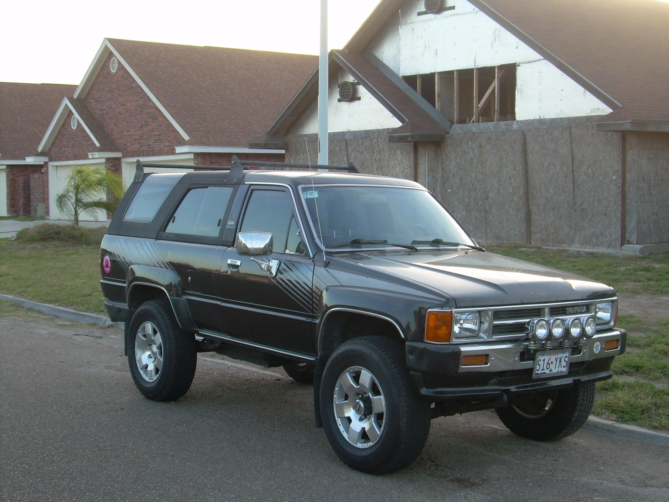 Another Tantivity 1988 Toyota 4Runner post... - 14959662