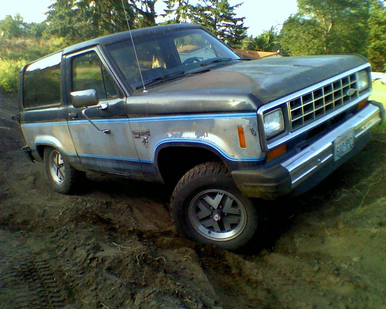 Chelseys Bronco