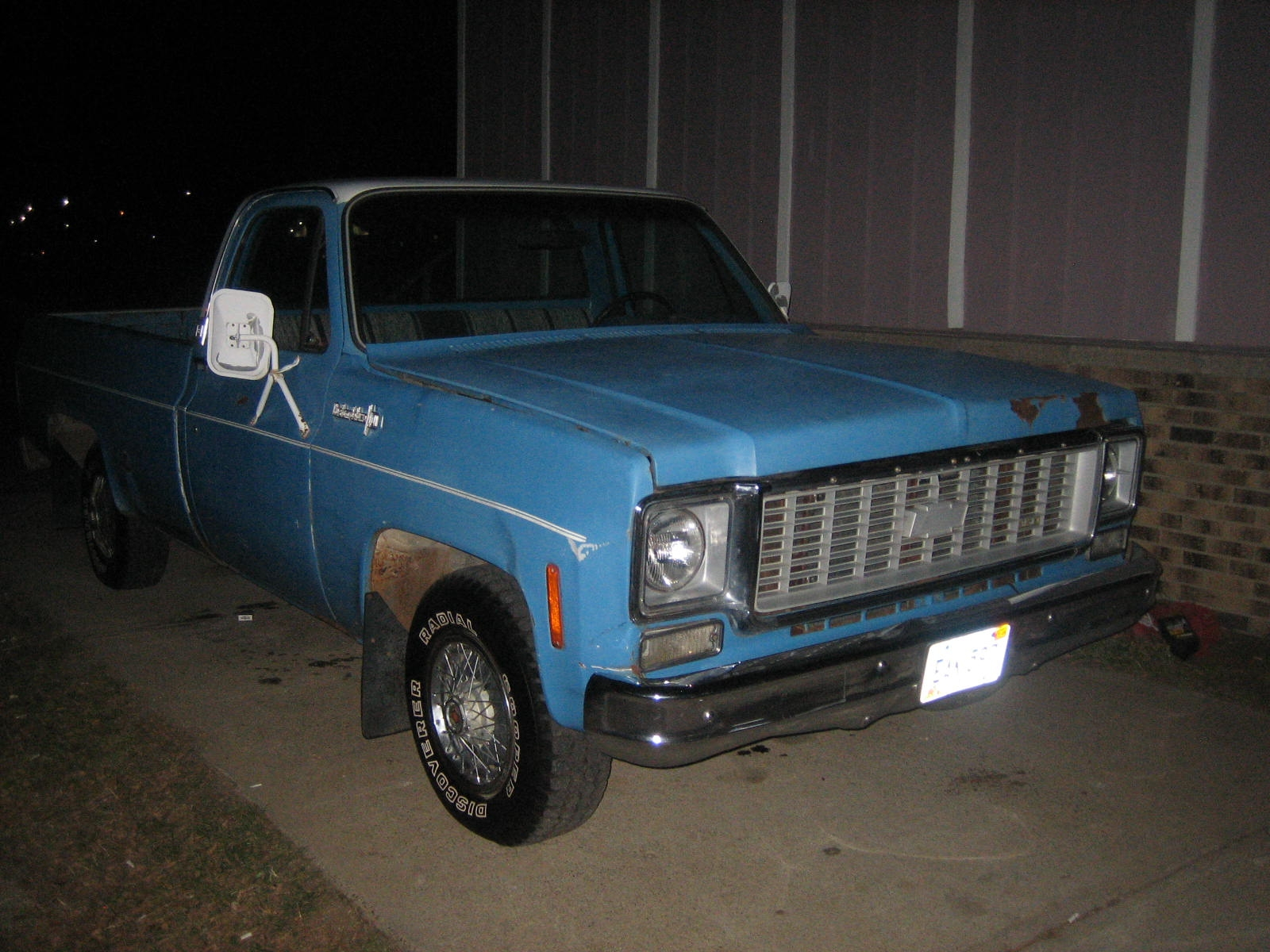 Another 1046PAD 1974 Chevrolet C/K Pick-Up post... - 14961430
