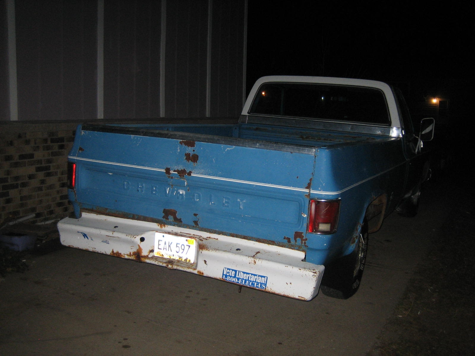Another 1046PAD 1974 Chevrolet C/K Pick-Up post... - 14961431