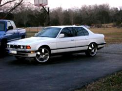 xWealthyGermanxs 1994 BMW 7 Series