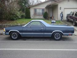 Fat-Louies 1980 Chevrolet El Camino