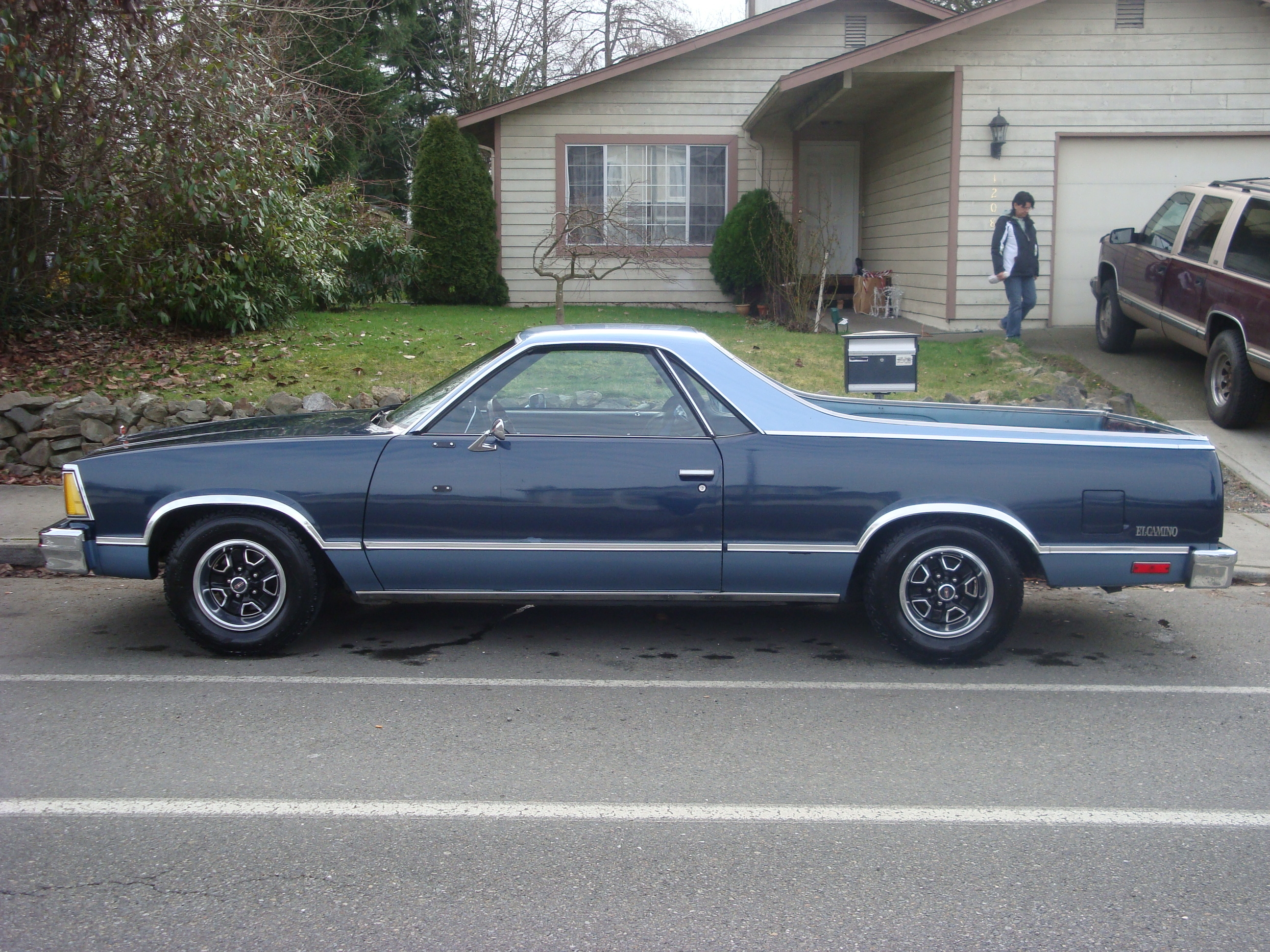 Fat-Louie's 1980 Chevrolet El Camino in Tacoma, WA