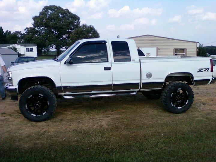 bamaproject 1997 Chevrolet Silverado (Classic) 1500 Extended Cab