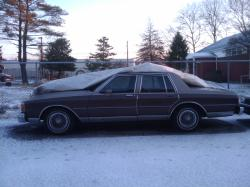 Swaggariffic 1983 Chevrolet Caprice Classic