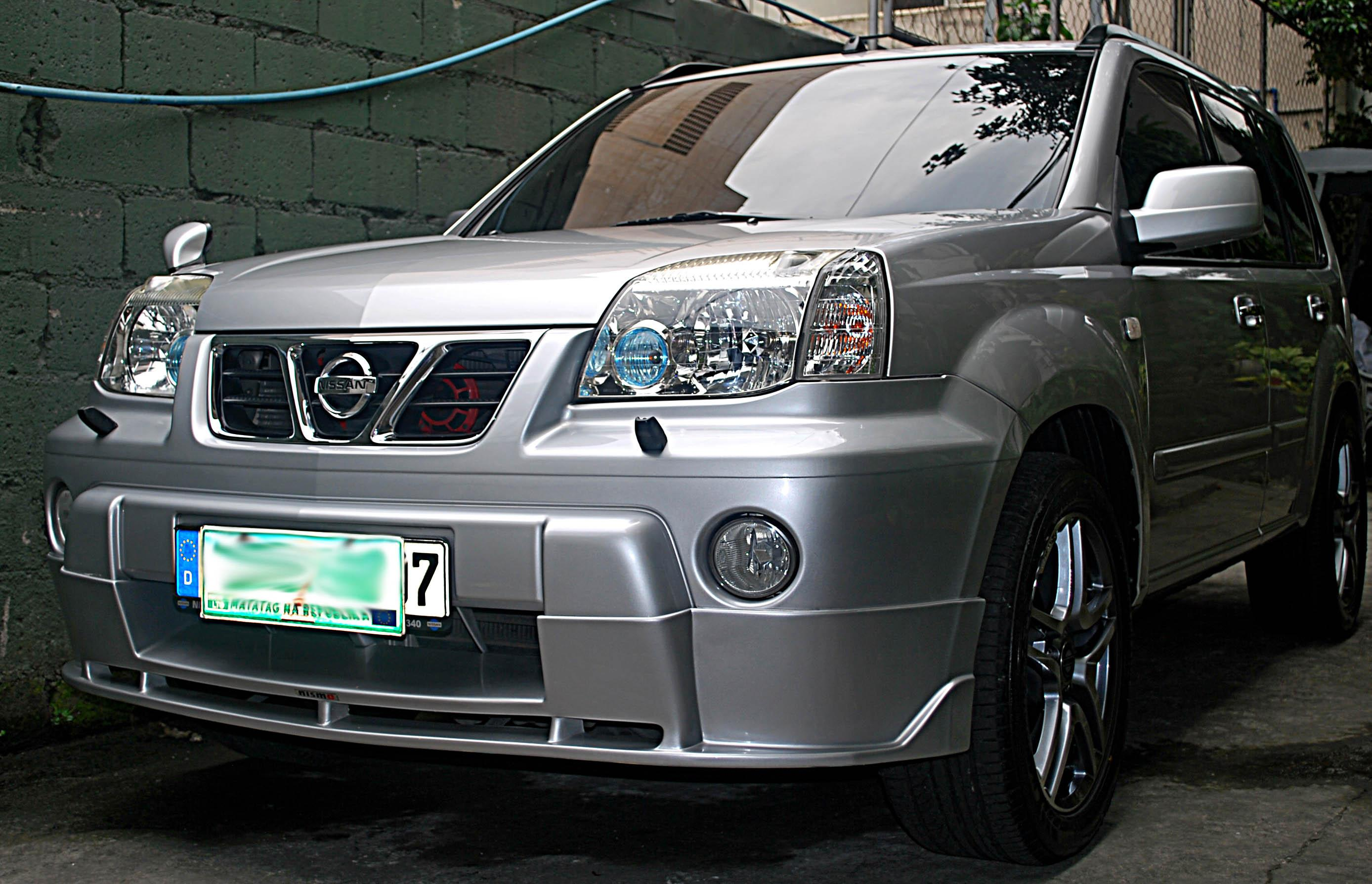 dustbin621 2006 nissan x trail specs photos modification info at cardomain. Black Bedroom Furniture Sets. Home Design Ideas