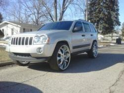 DC419s 2006 Jeep Grand Cherokee