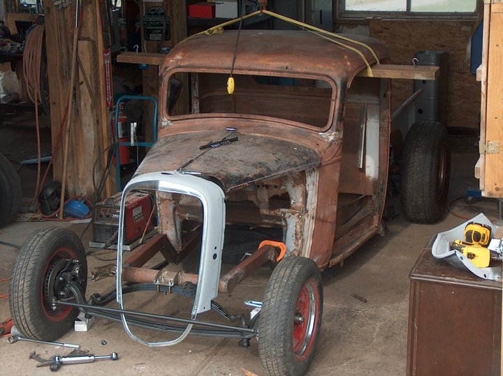 Another spcbeaver 1936 Chevrolet Classic post... - 14966764