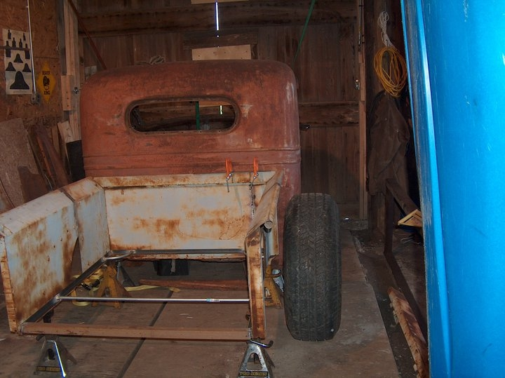 Another spcbeaver 1936 Chevrolet Classic post... - 14966784
