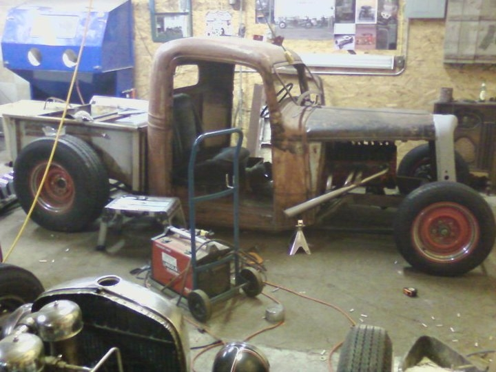 Another spcbeaver 1936 Chevrolet Classic post... - 14966800