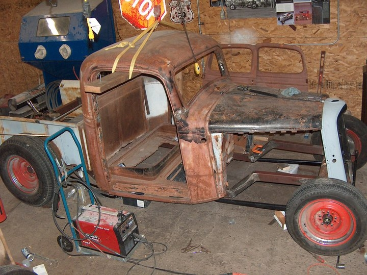 Another spcbeaver 1936 Chevrolet Classic post... - 14966805