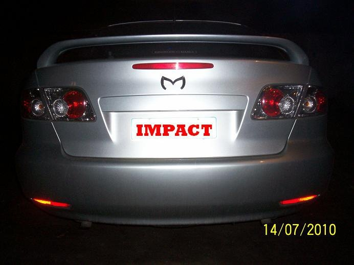 Another impact-customs 2003 Mazda MAZDA6 post... - 14966843